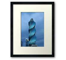 Donald Trump's Office Tower, Panama Framed Print