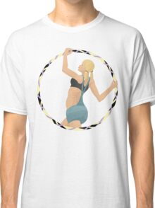 Finding yourself in the hoop Classic T-Shirt