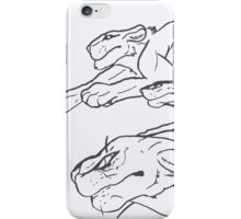 (insert feline pun) iPhone Case/Skin