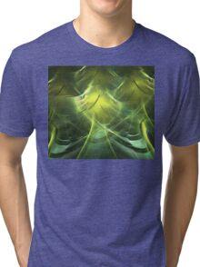 Chartreuse Tri-blend T-Shirt