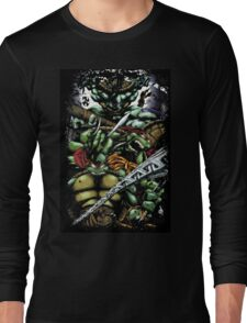 Turtle Time - TMNT Long Sleeve T-Shirt
