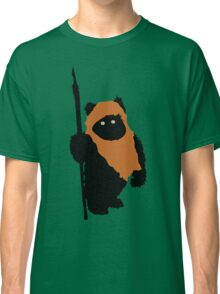 Ewok Bear, Star Wars Classic T-Shirt