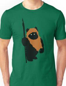 Ewok Bear, Star Wars Unisex T-Shirt