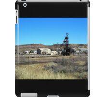 Campbell Mine Header - Bisbee Arizona iPad Case/Skin