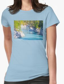 Verdant Creek - Vermillion Crossing - Kootenay National Park - BC Womens Fitted T-Shirt