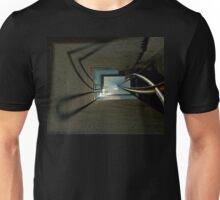 Early Morning By The Pool Design Unisex T-Shirt