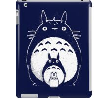 Totoro Trio My Neighbor Totoro iPad Case/Skin