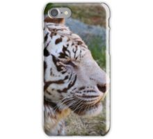 White Tiger - Cincinnati Zoo iPhone Case/Skin
