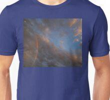 Rainbow & Clouds Unisex T-Shirt
