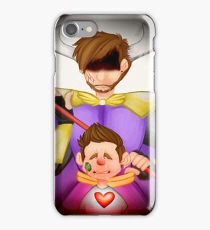 Goodbye, Jimmy iPhone Case/Skin