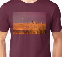 New Slains Castle at Sunset - Cruden Bay - Aberdeenshire - Scotland Unisex T-Shirt