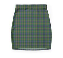 00074 Jones Clan/Family Tartan  Mini Skirt