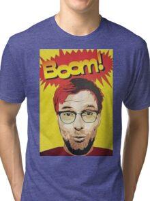 BOOM!!! Jurgen Klopp Tri-blend T-Shirt
