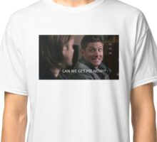 supernatural Classic T-Shirt