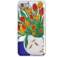 """""""Bella Tulipani"""" Beautiful Tulips iPhone Case/Skin"""