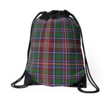 00083 Ritchie Clan Tartan  Drawstring Bag