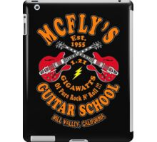 McFly's Guitar School Colour iPad Case/Skin