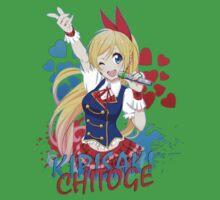 Nisekoi - Kirisaki Chitoge One Piece - Short Sleeve