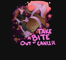 Take A Bite Out of Cancer - V2 Unisex T-Shirt