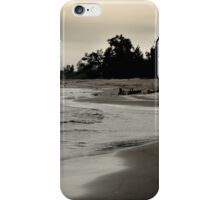 Facing the Unknown iPhone Case/Skin
