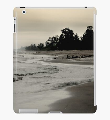 Facing the Unknown iPad Case/Skin