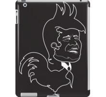 Trump is a Cock iPad Case/Skin