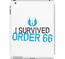 LIMITED EDITION - ORDER 66 iPad Case/Skin