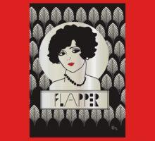 1920s FLAPPER GIRL One Piece - Short Sleeve