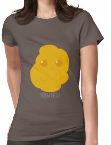 Nugget Love Womens Fitted T-Shirt