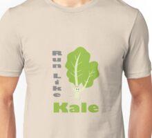 Run Like Kale Unisex T-Shirt