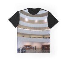Solomon Guggenheim Museum Graphic T-Shirt