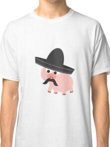 Cerdito Bandito Pig Classic T-Shirt