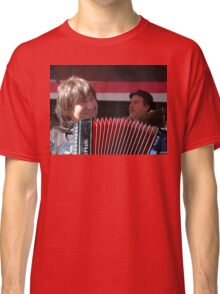 Ed Bronson Quartet, Darling Harbour 2009 Classic T-Shirt
