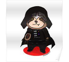 Sloth Vader Poster