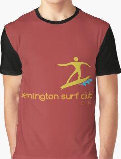 The Kennington Surf Club Graphic T-Shirt