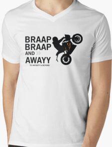 BRAAP BRAAP AND AWAY - KTM Duke T-Shirt