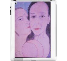 The kiss of Appreciation iPad Case/Skin