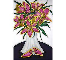 """Splendidi Fiori"" Beautiful Flowers Photographic Print"