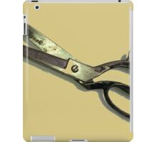 Running with...... by Anne Winkler iPad Case/Skin