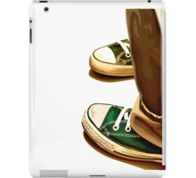 All Star running shoes iPad Case/Skin