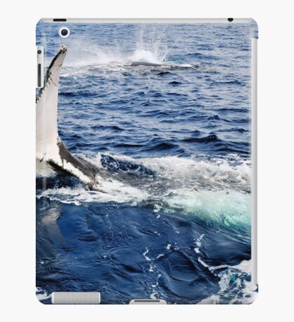 A Whale Of A Time iPad Case/Skin