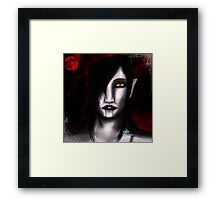 Threll Commission Framed Print