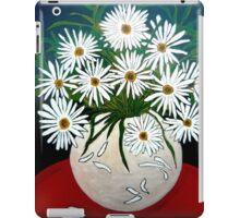 """Fiori Bianchi"" White Flowers iPad Case/Skin"