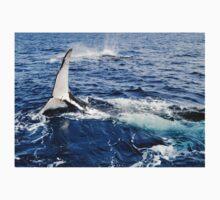 A Whale Of A Time Kids Tee