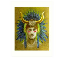 """Theseus"" Art Print"