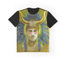 """""""Theseus"""" Graphic T-Shirt"""