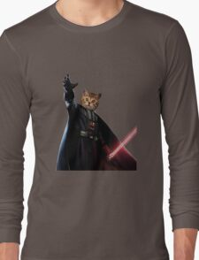 Kitty Darth Vader Starwars [TW] Long Sleeve T-Shirt