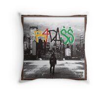 Joey badass album cover  Throw Pillow