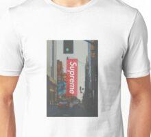 Supreme nyc phone case Unisex T-Shirt