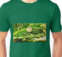 The Spirals of Life (art & poetry) Unisex T-Shirt